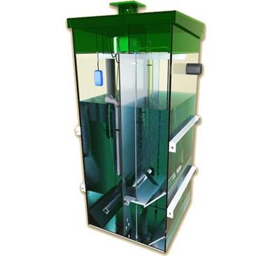 Качественно справиться с утилизацией отходов вам поможет септик «Евробион»