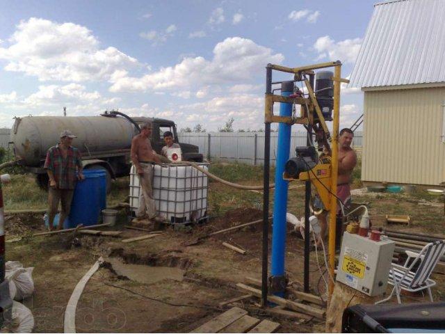 Гидробурение скважин на воду своими руками позволяет существенно сэкономить денежные средства