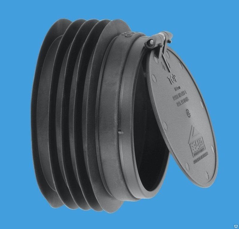 Обратный клапан для канализации – обязательный элемент для предотвращения возврата стоков обратно в квартиру
