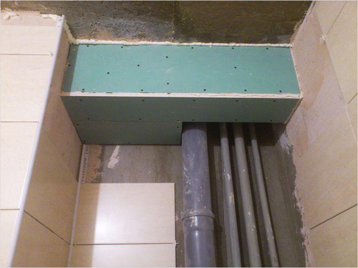 Короб для труб необходим для того, чтобы помещение имело аккуратный и завершенный вид