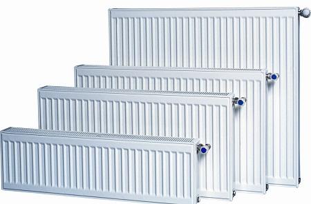 Стальные радиаторы отопления могут отличаться по конструкции, размеру и, соответственно, цене
