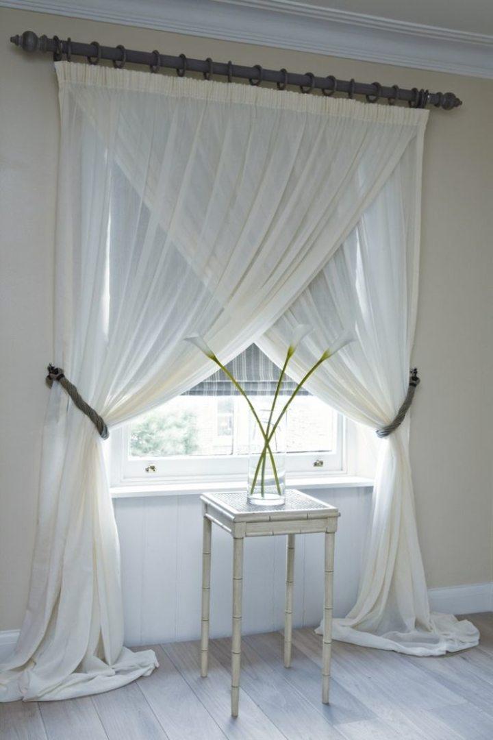 Оформление окон шторами – очень важная часть создания интерьера квартиры