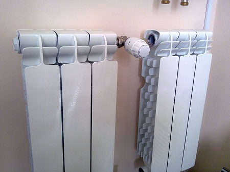 Алюминиевые радиаторы отлично вписываются в любой интерьер вне зависимости от его стиля