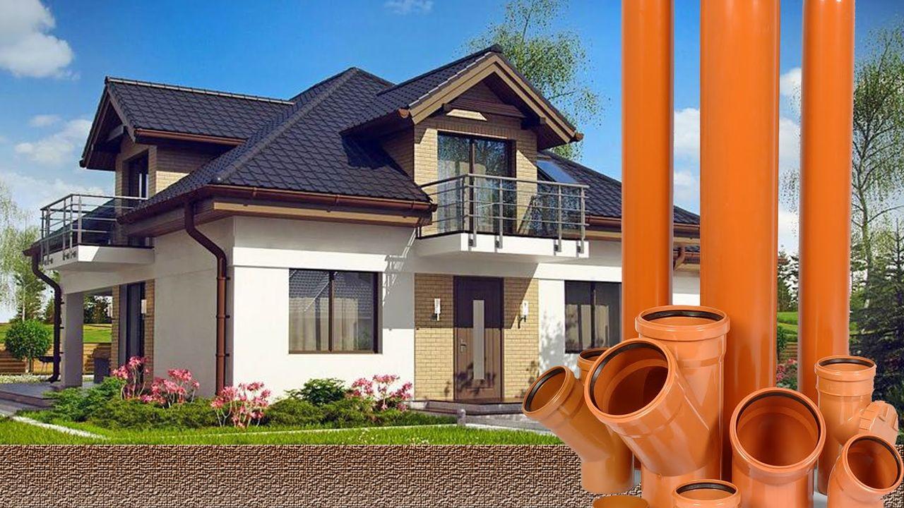Правильно спланированный проект по водоотведению частного дома - залог надежной и долговечной работы всей системы