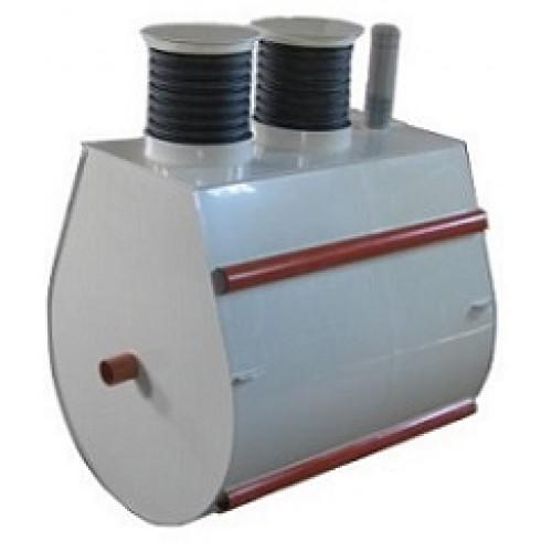 Для построения безопасной и надежной системы канализации используют септик ДКС