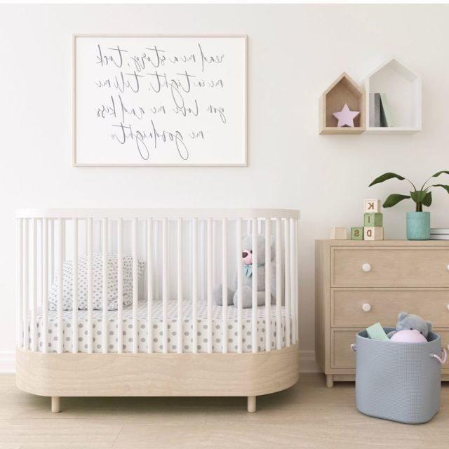 Какую кроватку выбрать для новорожденного.