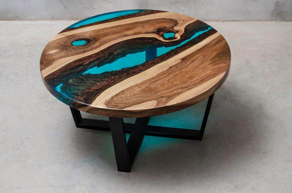 круглый стол-река