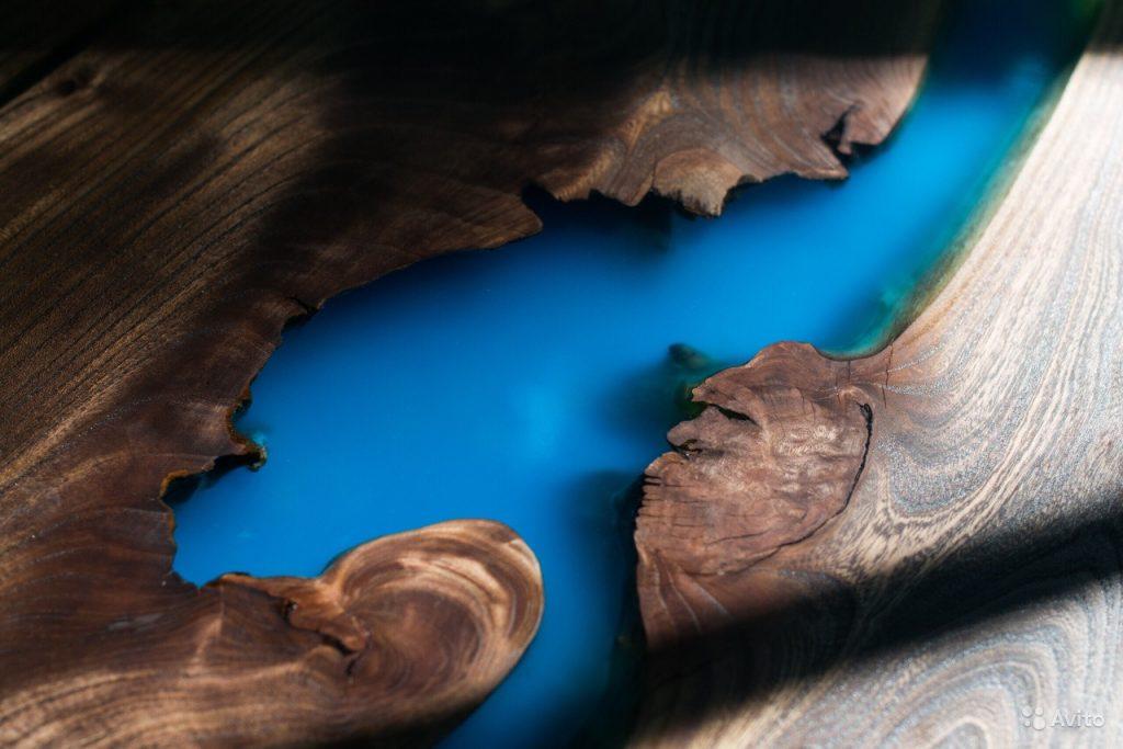 часть стола-реки