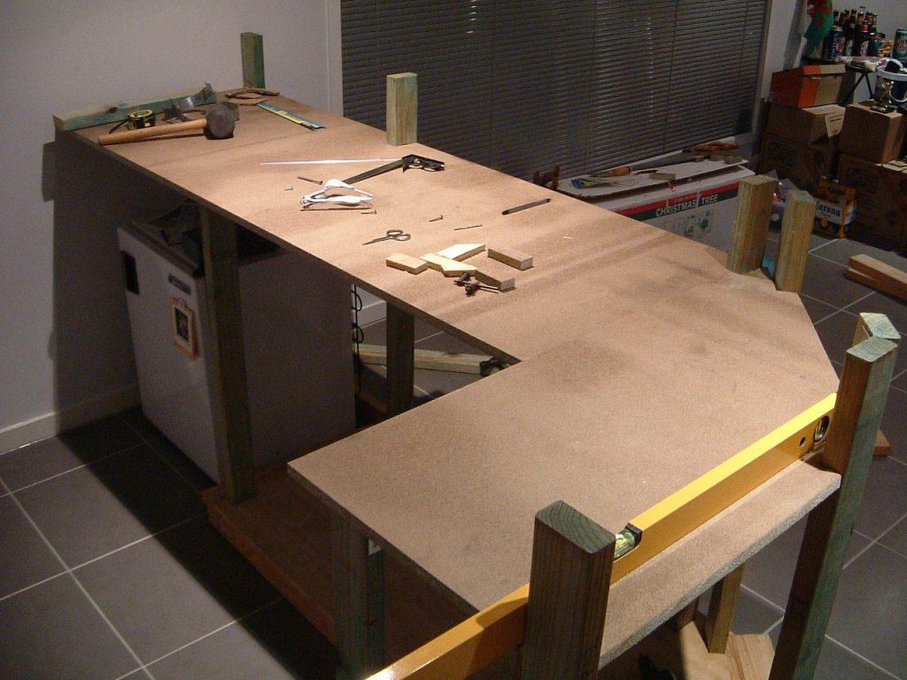 изготовление столешницы для барной стойки