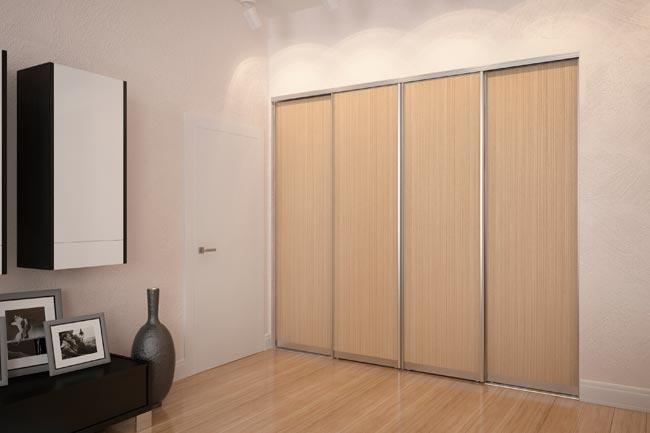 Раздвижные двери для шкафа-купе