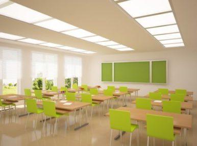 Дизайн интерьера класса