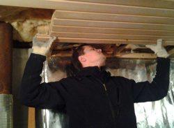 Утепление потолка в бане — важная часть процесса обустройства такого помещения