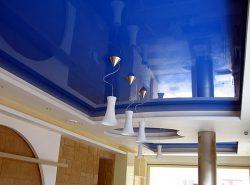 Глянцевый потолок