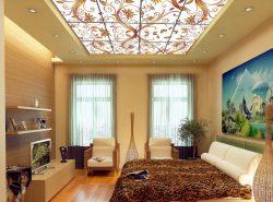 При подготовке к ремонту важно обдумать каждую деталь интерьера, особого внимания заслуживает потолок, так как он задает акцент всей комнате