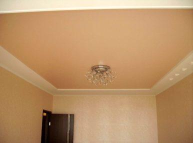 Матовый или глянцевый потолок
