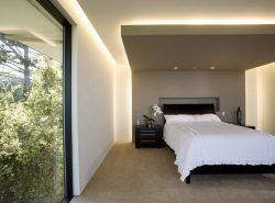 Натяжной парящий потолок