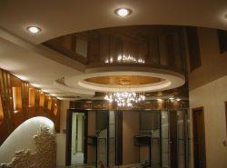 Подвесной потолок - идеальное средство для преобразования и совершенствования внутреннего пространства комнат