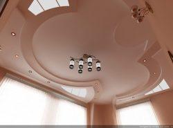 Гипсокартонные потолки пользуются огромным спросом и доступны для каждого