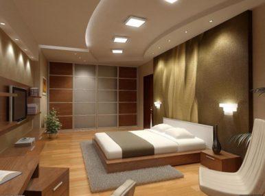 Большой выбор разновидностей потолка позволит найти нужный для вашего дома