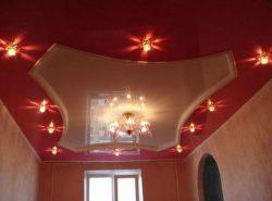 Правильная комбинация цветов натяжного потолка - главный критерий красоты вашей комнаты