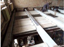 Перекрытия – это несущие элементы  строительных конструкций, разделяющие внутреннее пространство здания на этажи