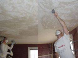 Гидроизоляция убережет потолок от неприятностей, связанных с неосторожностью соседей сверху или протечками крыши дома