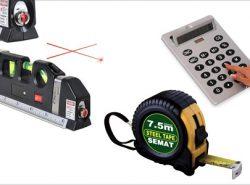 Чтобы поклеить обои на стены без лишних затрат, необходимо с помощью строительного инструмента измерять площадь ваших стен