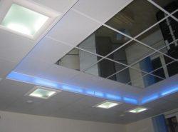 Подвесные потолки Армстронг позволяют воплотить в жизнь самые смелые дизайнерские идеи и способны украсить интерьер любого стиля