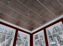 Потолочные панели - это один с недорогих и доступных способов отделки вашего потолка
