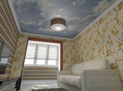 Натяжные потолки - современный вариант отделки помещения, отличающийся эстетичностью и длительным сроком эксплуатации