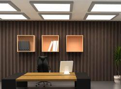 Светильники для потолка Армстронг украсят потолочное пространство любого помещения