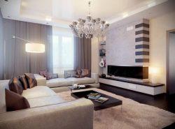 Чтобы ваш зал смотрелся современно и стильно, необходимо тщательно продумать его дизайн