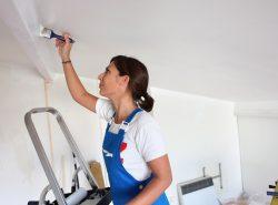 Акриловые краски являются экологически чистым материалом, поэтому они отлично подходят для окраски поверхностей в жилых помещениях