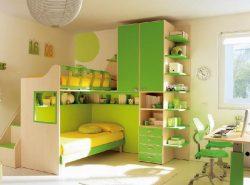 Нужно приложить все усилия к оформлению детской комнаты, чтобы ваши дети чувствовали себя комфортно и уютно