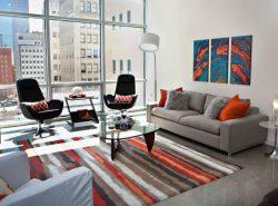 Гостиная комната – место, где рождается уют и комфорт всего дома