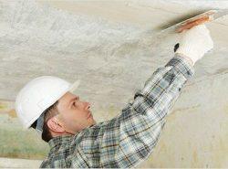 Перед покраской крайне важно должным образом подготовить поверхность потолка