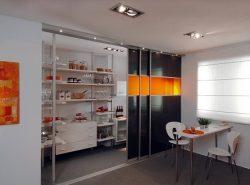 Встроенный шкаф-купе -  практичный и функциональный элемент мебели,  гармонично вписывающийся в интерьер любого помещения