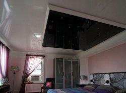 Какой потолок лучше матовый или глянцевый