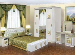 Дизайн спальни в современном стиле базируется на взаимосвязи и продуманности всех деталей