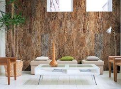 Пробковые обои – доступный, красивый, экологически чистый отделочный материал, придающий помещению неповторимый вид