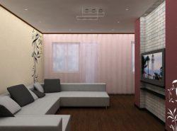 Стильный дизайн гостиной в хрущевке поможет создать атмосферу уюта и комфорта