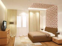 Правильно выбранные обои для спальни способны создать атмосферу тепла, уюта и гармонии