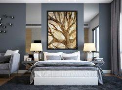 Прежде чем самостоятельно планировать дизайн спальни, необходимо определиться в каком стиле будет оформлен интерьер комнаты