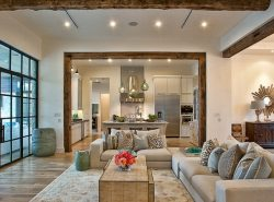 Отделка комнаты, как правило, зависит от интерьерного стиля в квартире