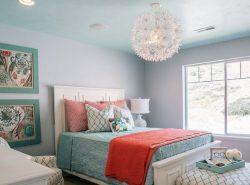 Создать красивую и необычную спальню можно своими руками, главное - подключить фантазию