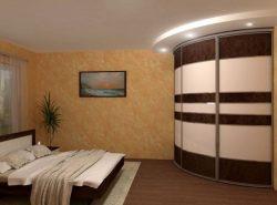 Современные шкафы благодаря хорошим эстетическим качествам способны кардинально преобразить спальню в лучшую сторону