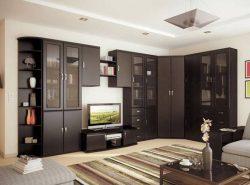 Современные стенки - это красивая и многофункциональная мебель, которая отлично подходит для гостиной