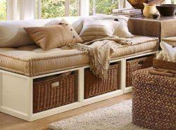 Кушетка - это универсальная мебель, которая подойдет и для спальни, и для гостиной