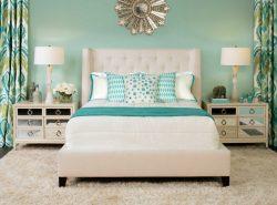 Провильное расположение кровати в спальне имеет большое значение