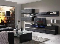 Правильно подобранная мебель для зала поможет вам сделать комнату более уютной